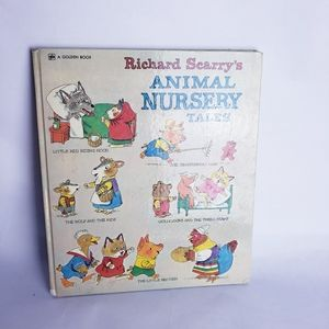 Richard scarry Animal Nursery Tales
